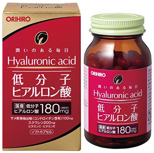 オリヒロ 新低分子ヒアルロン酸カプセル...