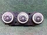 三菱 純正 デリカD5 CV系 《 CV5W 》 エアコンスイッチパネル P80900-15019353