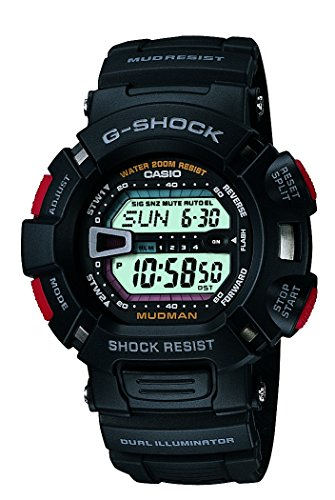 [カシオ]CASIO 腕時計 G-SHOCK GショックG-9000-1V[逆輸入]