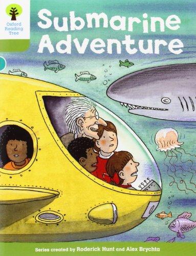 Oxford Reading Tree: Level 7: Stories: Submarine Adventureの詳細を見る