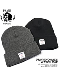 (パウン) PAWN PAWN NOMADS WATCH CAP 96904