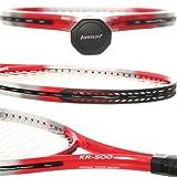 [カワサキ] 硬式テニスラケット レッド KR-500 画像