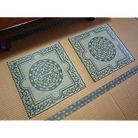 い草座布団 純国産/日本製 5枚組 55cm×55cm ストラス