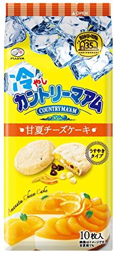 冷やしカントリーマアム 甘夏チーズケーキ 5袋