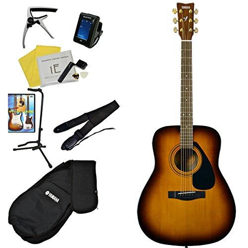 YAMAHA アコースティックギター11点入門セット ヤマハ F315D F-315D アコギ 初心者 入門 スタート セット (TBS)