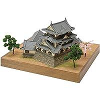ウッディジョー 1/150 彦根城 木製模型 組み立てキット