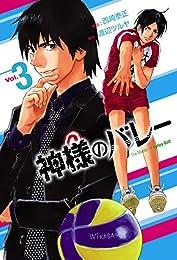 神様のバレー 3巻 (芳文社コミックス)