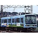 Nゲージ NT86 江ノ島電鉄 2000形 明治製菓号 2007 (M車)