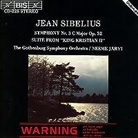 シベリウス:交響曲 第3番 [Import](Sibelius:Symphony No.3/King Kristian 2)