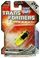 Hasbro 25th Anniversary Transformers Universe Mini-CON Suppressor [並行輸入品]