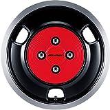 honda ホンダ nbox エヌボックス 14インチ アルミホイール MC-001 (ブラック塗装) /1本 2016.8~次モデル 08W14-TDE-000