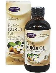 Life-Flo - Pure Kukuiオイル - 4ポンド [並行輸入品]