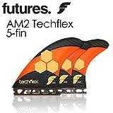 FUTUREFINS フューチャーフィン TECH FLEX FAM 2 5フィンセット