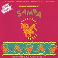 Grandes Mestres Do Samba