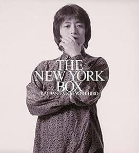 KAI BAND&YOSHIHIRO KAI NEW YORK BOX(DVD付)