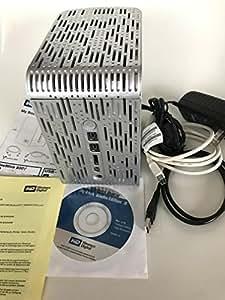 WD My Book Studio II 2.0TB (Mac用 / RAID 0&1 / FireWire800,USB2.0接続) WDH2Q20000J