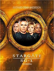 スターゲイト SG1 シーズン6 DVDザ・コンプリートボックス