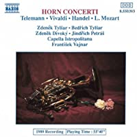 Horn Concerti