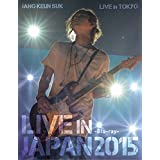 JANG KEUN SUK LIVE IN JAPAN 2015 [Blu-ray] [DVD]
