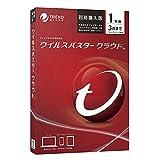 Trend Micro トレンドマイクロ ウイルスバスター クラウド 1年版3台まで 同時購入用
