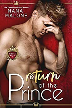 Return of the Prince (The Prince Duet Book 1) by [Malone, Nana]
