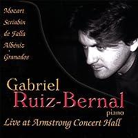 Live Armstrong Concert Hall by Gabriel Ruiz-Bernal