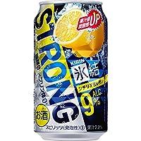 キリン 氷結 STRONG ストロング シチリア産レモン 糖類ゼロ 350ml×1ケース(24本)