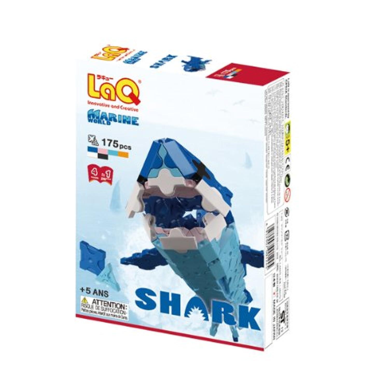 LaQ ラキュー Marine World マリンワールド Shark シャーク 175pcs