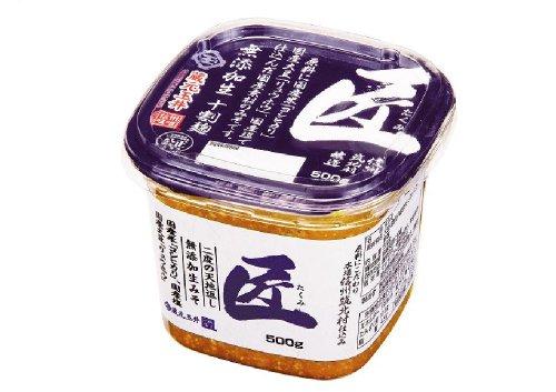蔵元玉井 信州筑北村醸造 匠 500g