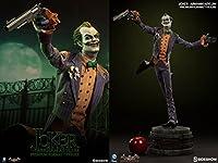 Sideshow DC Comics Arkham Asylum Joker Premium Format Figure Statue by Sideshow