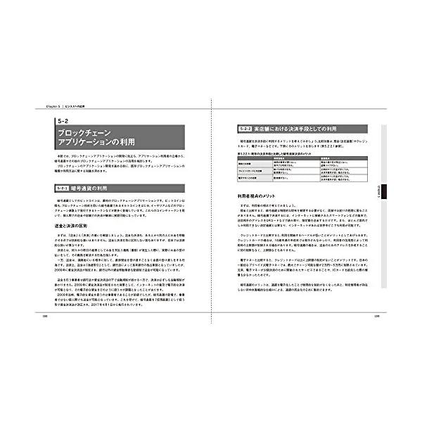ブロックチェーンアプリケーション開発の教科書の紹介画像8
