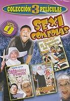 Sexi Comedias Vol. 9 (Coleccion 3 Peliculas)