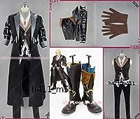 テイルズ オブ ベルセリア アイゼン コスプレ衣装+靴 全セット