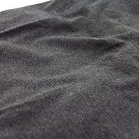【スムースマットレスカバー】厚み15-25cm/幅140cm/ボックスタイプ/グレー[28040040]