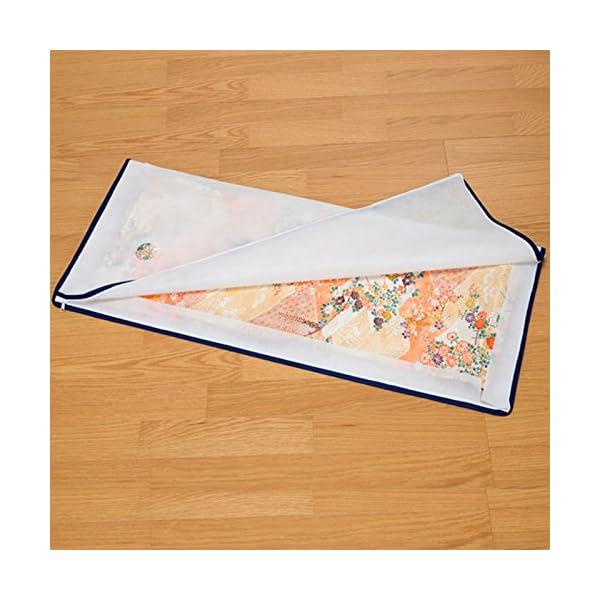 アストロ 着物収納ケース 5枚組 不織布製 た...の紹介画像2