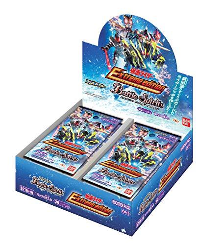 バトルスピリッツ コラボブースター 仮面ライダー -Extreme Edition- ブースターパック [CB12] (BOX)