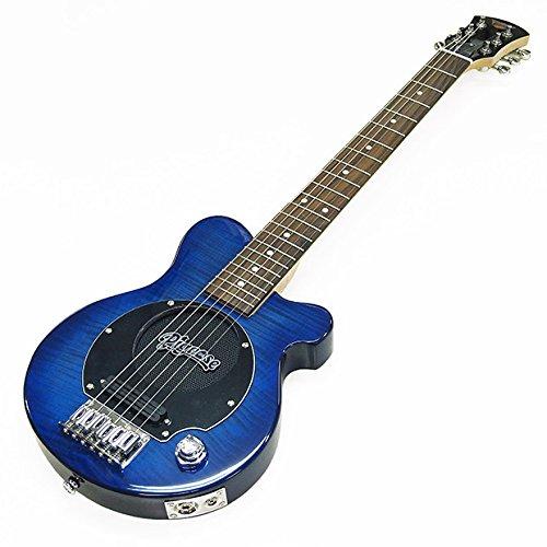 Pignose ピグノーズ ギター PGG-200FM SBL アンプ内蔵ミニギター14点セット [98765]【検品後発送で安心】