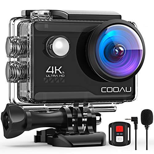 COOAU アクションカメラ B07N7XC2ZY 1枚目