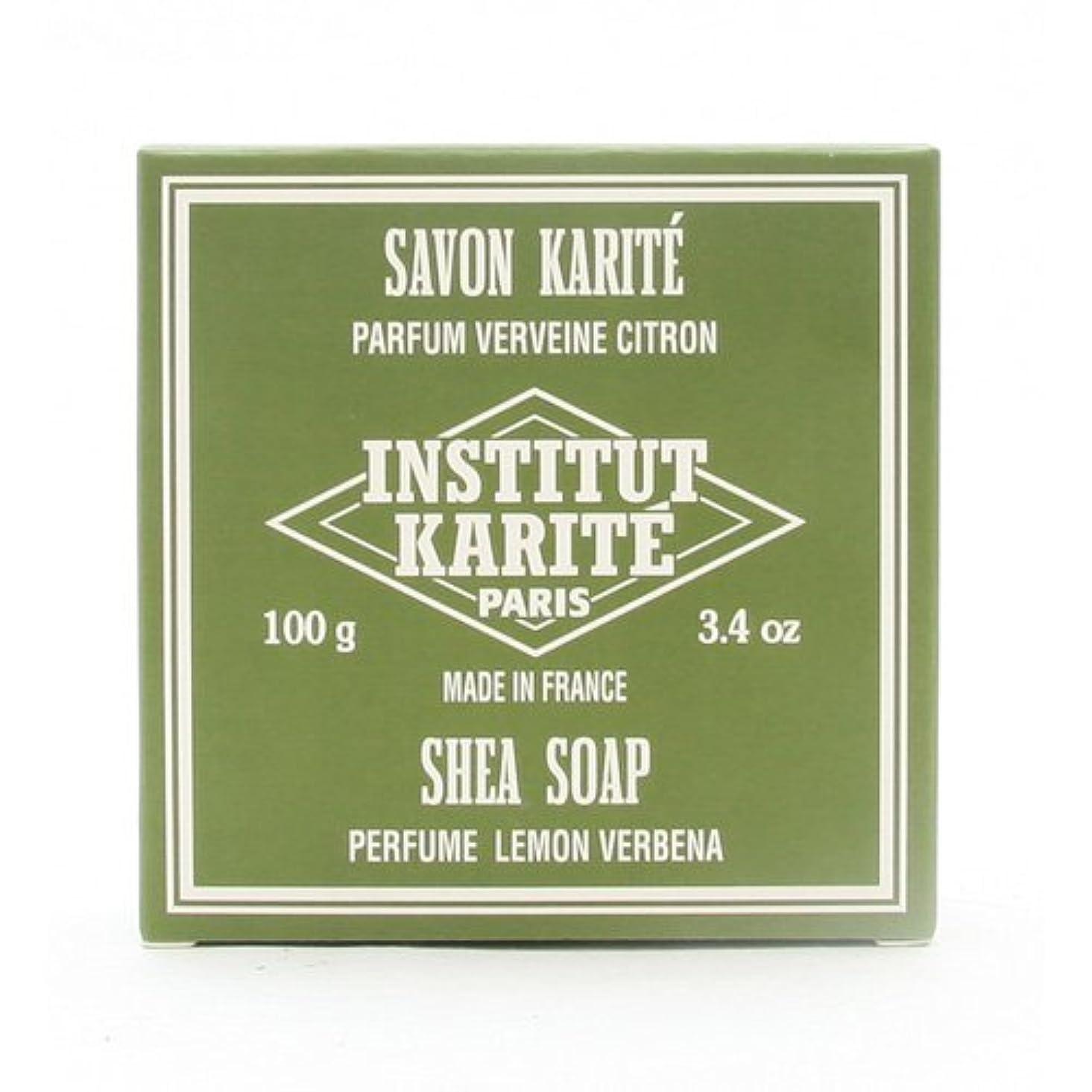 ラフレシアアルノルディ暫定の減らすINSTITUT KARITE インスティテュート カリテ 25% Extra Gentle Soap ジェントルソープ 100g Lemon Vervenaレモンバーベナ