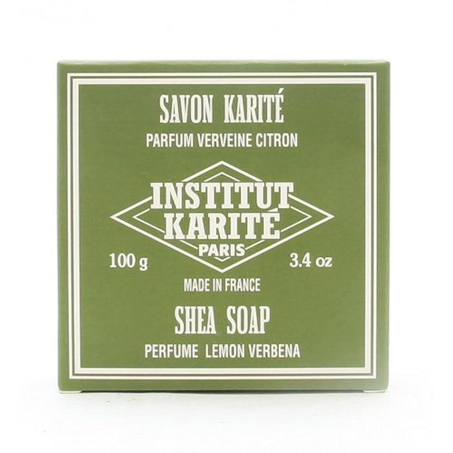 INSTITUT KARITE インスティテュート カリテ 25% Extra Gentle Soap ジェントルソープ 100g Lemon Vervenaレモンバーベナ