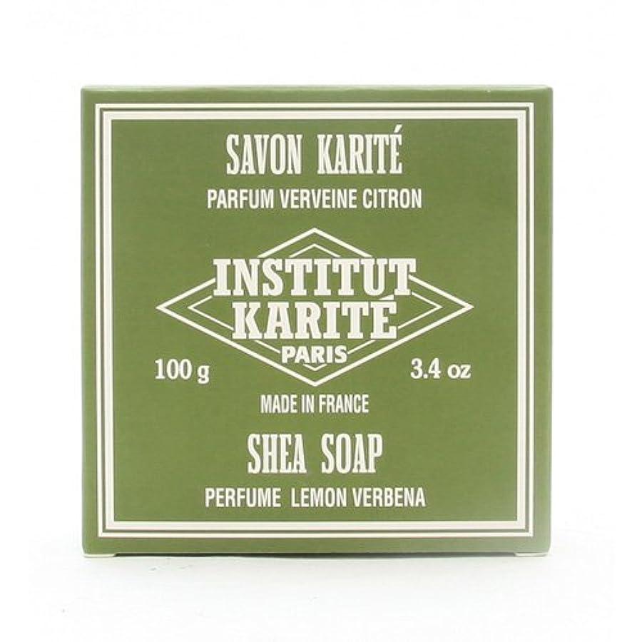 パイントニュージーランドニックネームINSTITUT KARITE インスティテュート カリテ 25% Extra Gentle Soap ジェントルソープ 100g Lemon Vervenaレモンバーベナ