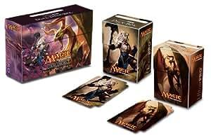 ウルトラプロ MTG マジック:ザ・ギャザリング デュエル デッキボックス(縦型デッキボックス2種セット) アジャニVSニコルボーラス #82852