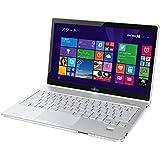 富士通 ノートパソコン FMV LIFEBOOK SH90/T アーバンホワイト(タッチパネル対応)(Office Home and Business Premium搭載) FMVS90TW