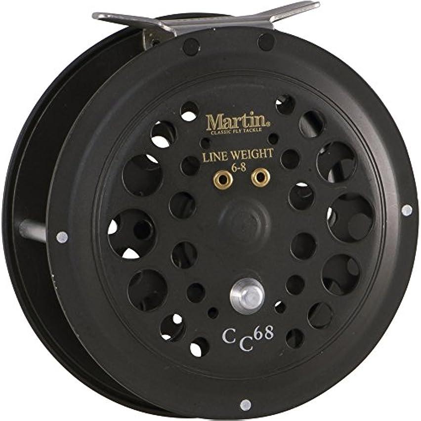 影響を受けやすいです守銭奴金銭的Zebco - Quantum CC65 Martin Caddis Creek Fly Reel Single Action 7-8 30Yd-Wf6F Size 8-Jul