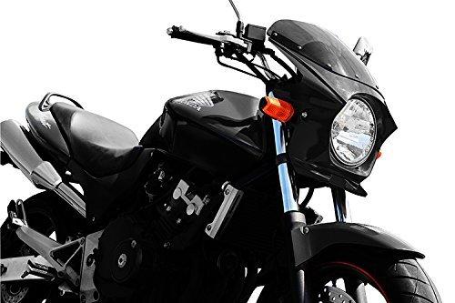 バイクパーツセンター ビキニカウル 汎用 φ180 ブラック 308702