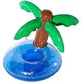DMAR(デマル)3pcsドリンクホルダー スマホ浮き輪 ドリンク コップ コースター お風呂 おもちゃ ビーチ?プール?パーティー?温泉に最適