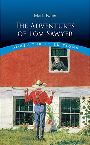 Download The Adventures of Tom Sawyer (Dover Thrift Editions) 0486400778