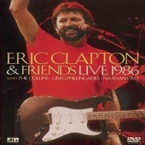 Eric Clapton and Friends [DVD]