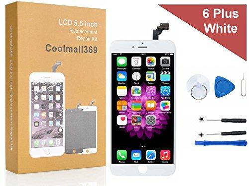 AMook iphone 6 Plus 5.5インチ液晶パネル (ホワイト)