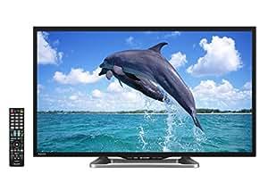 シャープ 32V型 AQUOS ハイビジョン 液晶テレビ ブラック 外付HDD対応(裏番組録画) LC-32W25-B